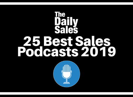 The 25 Best Sales Podcasts