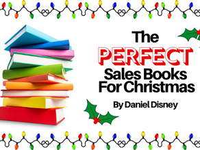 The Perfect Sales Books For Christmas This Year