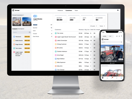 Equipment Dealers FINALLY Get The Right Sales Tool They Need