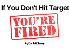 Sales Managers, Stop THREATENING Salespeople