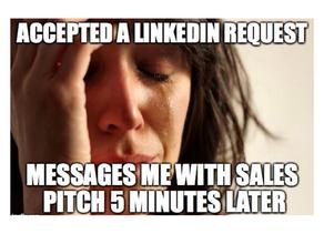 Stop Sending Spammy LinkedIn Messages!