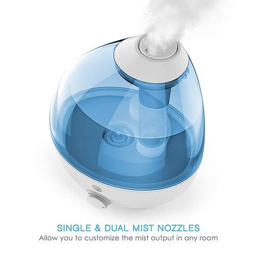 qoqo Pure Enrichment MistAire XL Ultrasonic Cool Mist Humidifier
