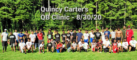 Clinic from 8/30