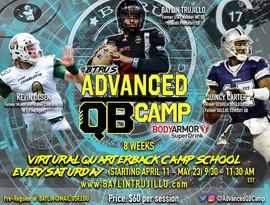 April-May Advanced QB Camp