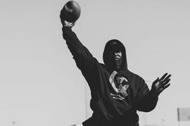 Quincy Carter throwing technique