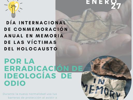Día Internacional de Conmemoración anual en memoria de las víctimas del Holocausto