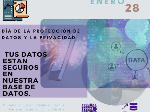 Día de la protección de datos y la privacidad.