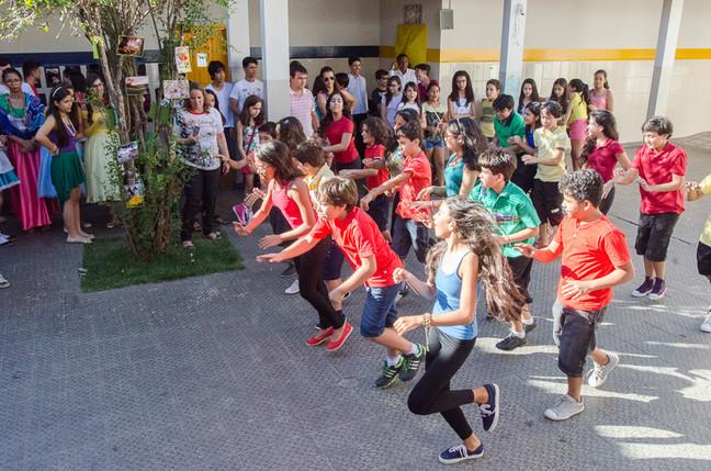 Festival Estudantil de Artes da COOPEC.