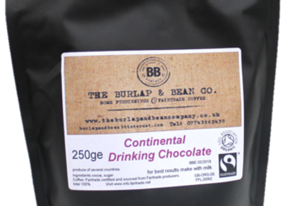 Continental Drinking Chocolate
