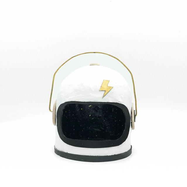 Rock'n Roll Moon Helmet