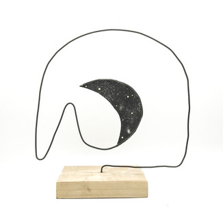 Moon Elephant