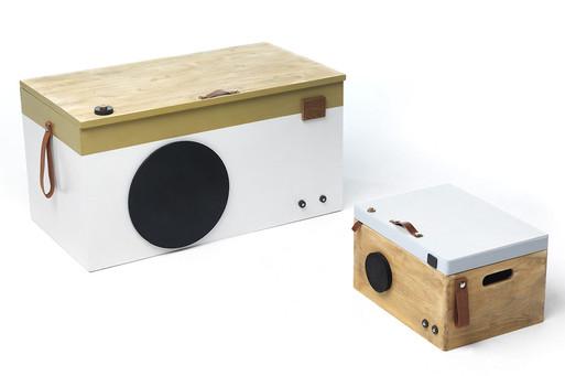 Kodac boxes