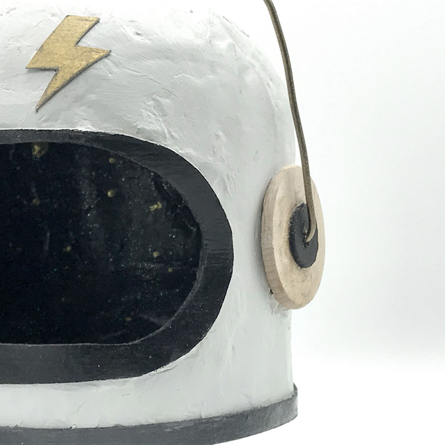 Rock'n Roll Moon Helmet