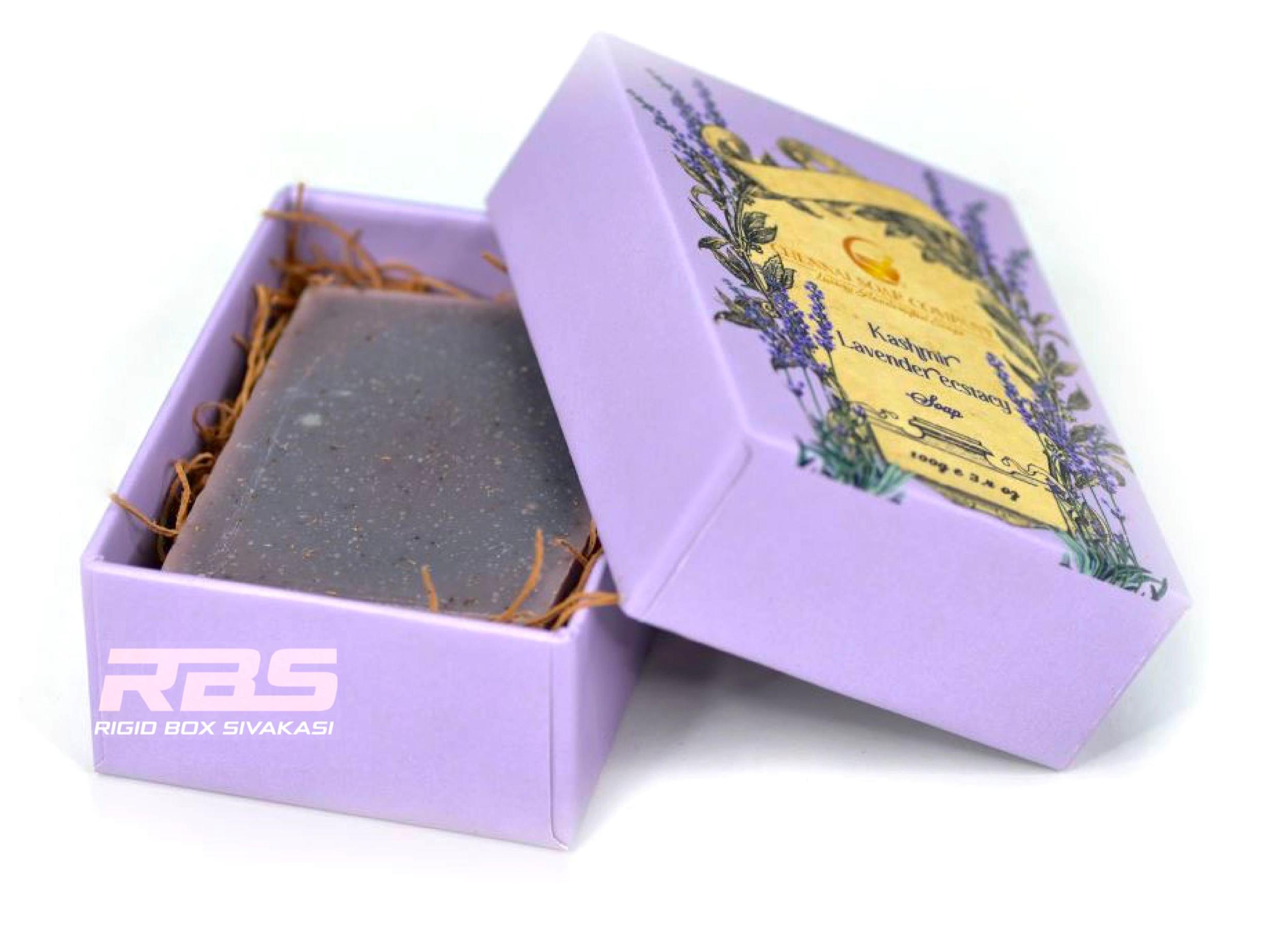 Rigid Boxes Manufacturer | Buy Now | Rigid Box Sivakasi