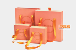 Luxury Garments Packaging Rigid Boxes Manufacturer Sivakasi India | Luxury Wedding Invitation Box