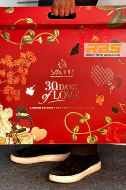 Luxury Rigid Chocolate Packaging Boxes | Rigid Chocolate Box Sivakasi India | Luxury Rigid Boxes