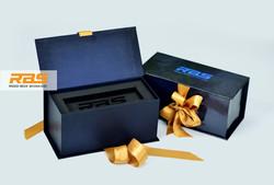 Tea Gift Box Manufacturer | Rigid Tea Packaging Boxes Sivakasi India | Luxury Gourmet Tea Boxes