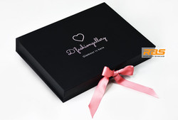 Luxury Fashion Clothing and Accessories Packaging Boxes Manufacturer Sivakasi India