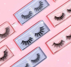 Eye Lashes Packaging Box Manufacturer | Lashes Packaging Rigid Box Supplier In India