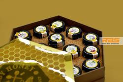 Honey Bottle Packaging Rigid Box Manufacturer Sivakasi India