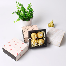 Chocolate Packaging Boxes | Chocolate Packaging Rigid Box Manufacturer in Sivakasi India