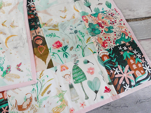 Happy Meadow Designs Heirloom Quilt