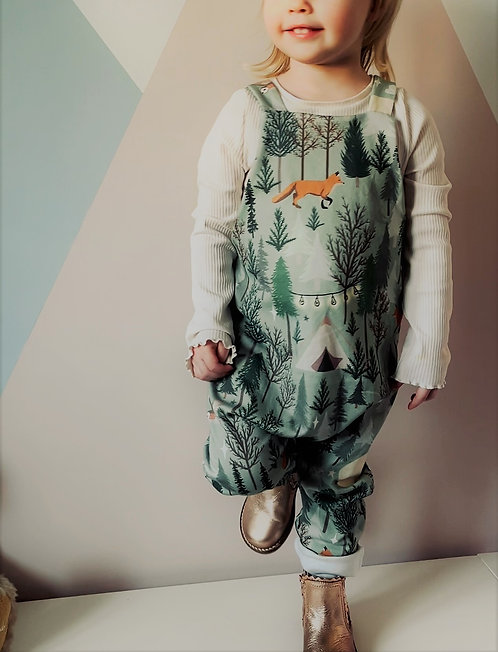The Jamie Dungarees