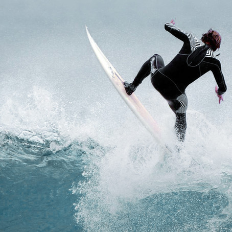 How To Stand Up On Your Board - Surfing Tip