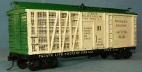 Palace Poultry Car