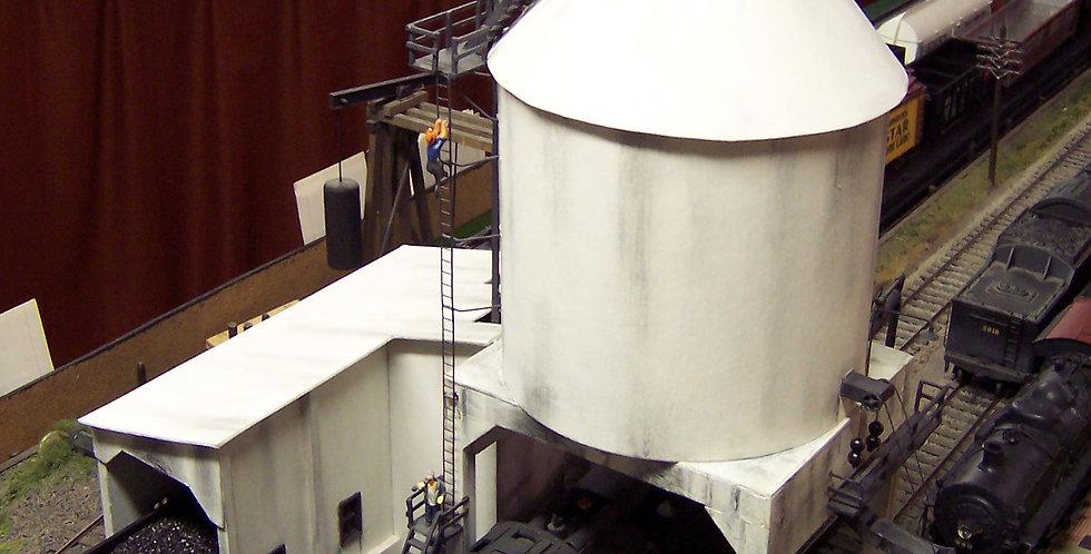 300 Ton Coaling Tower
