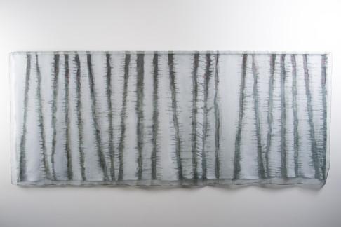 Stillness in Movement, Movement in Stillness, 2017 (installation)