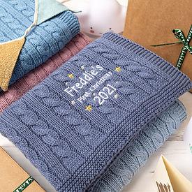2021 Toffee Moon Baby First Christmas Peronalised Baby Blanket-16.jpg
