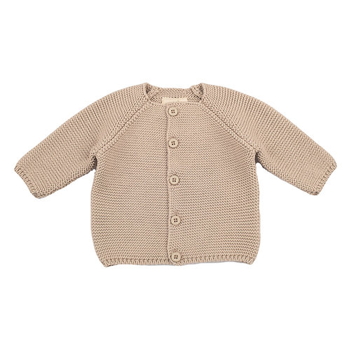 Fudge Bubble Baby Cardigan
