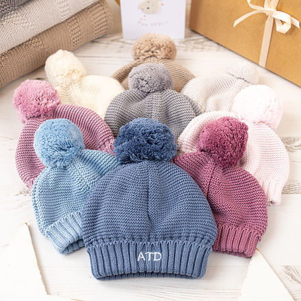 Toffee Moon Personalised Baby and Toddler Bobble Hat with embroidered name_-4.jpg