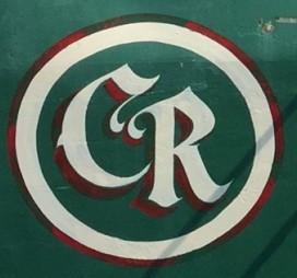 The Carlos Rafael logo found on his fleet of green boats