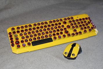 JCB keyboard