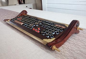steapunk keyboard