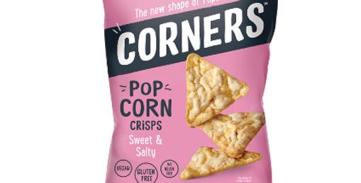 Corners Popcorn Sweet & Salty