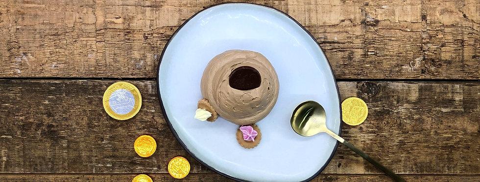 Sint chocolade mousse