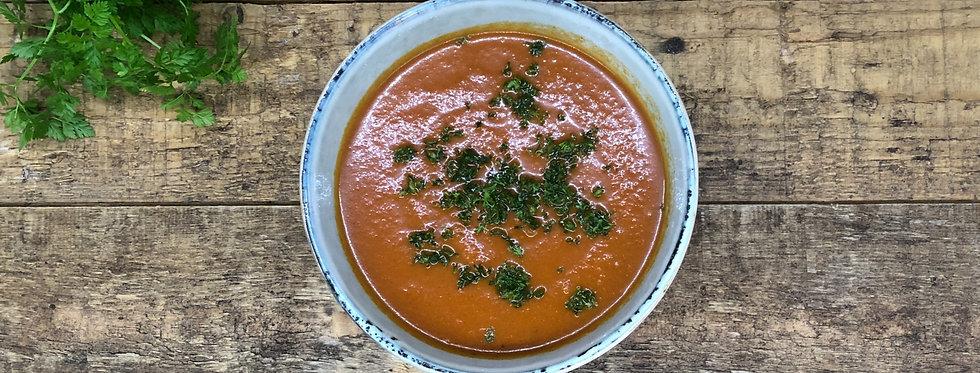 Tomaat & wortel