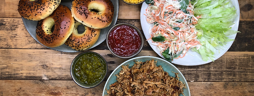 BOX: Make Your Own 'PULLED CHICKEN'
