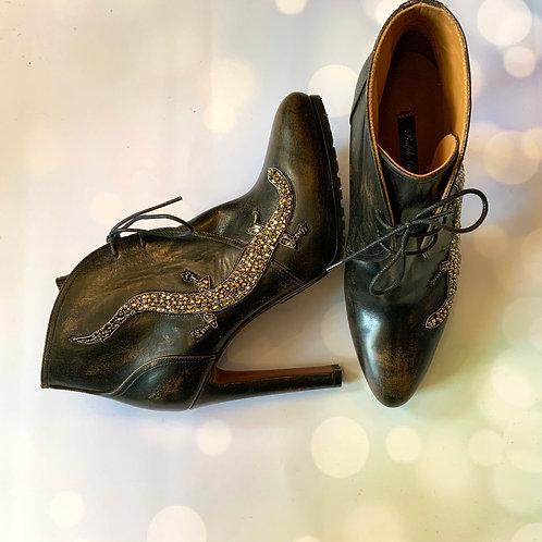 RALPH LAUREN boots 39.5