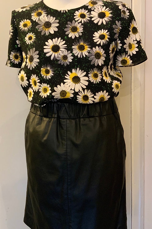Moschino cheapandchic daisy top