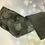 Thumbnail: CHRISTOPHER KANE JEANS washed black flower motif
