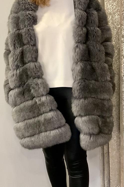 AMO COUTURE faux fur