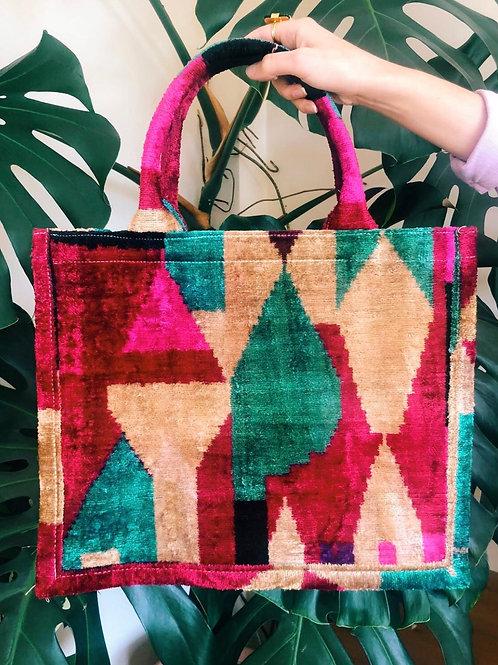 Semra City scape limited edition bag