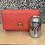 Thumbnail: Marc Jacobs leather clutch