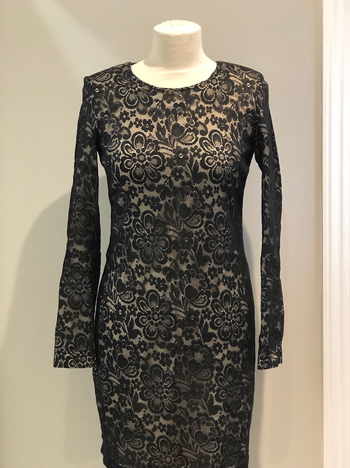 MOSCHINO LACE DRESS SIZE 10