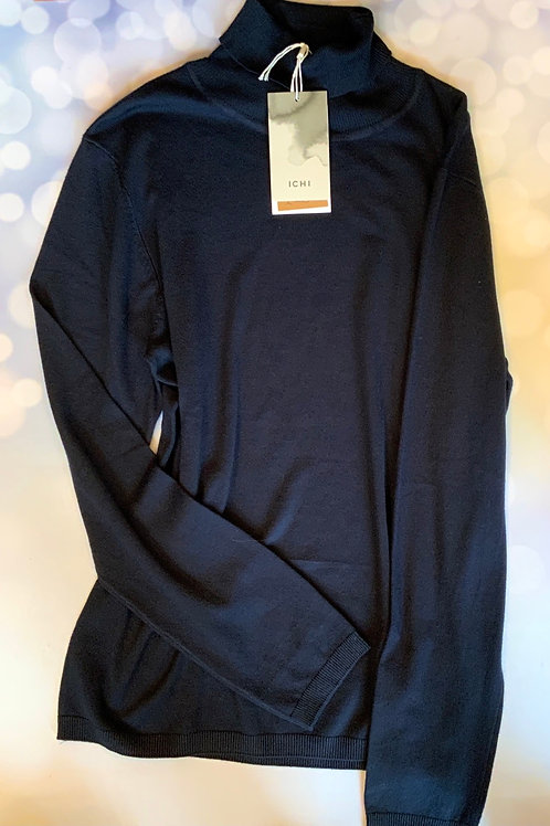 ICHI navy knit size XL with tags