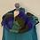 Thumbnail: Curious Yak  Enchanted Emerald scarf.